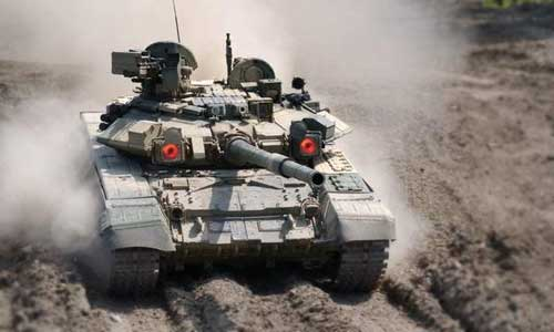 Indian Operated T-90 Tanks to Become Russian Army's Main Battle Tank