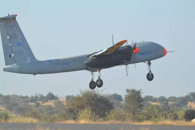 Future Warfare and Drones: AI-Enabled Stealthy Combat Drones in Indian Skies