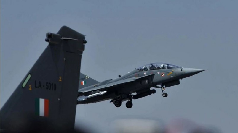 LCA Tejas to Get More Teeth with Beyond-Visual-Range Air-to-air Astra Missile