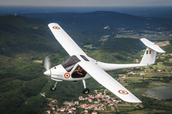 Pipistrel Completes Deliveries of Garud Trainers to India
