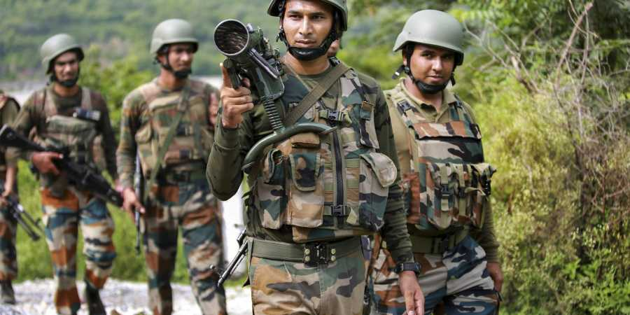Army Commissions Study to Rationalise Service Corps Troops to Augment Fighting Arms