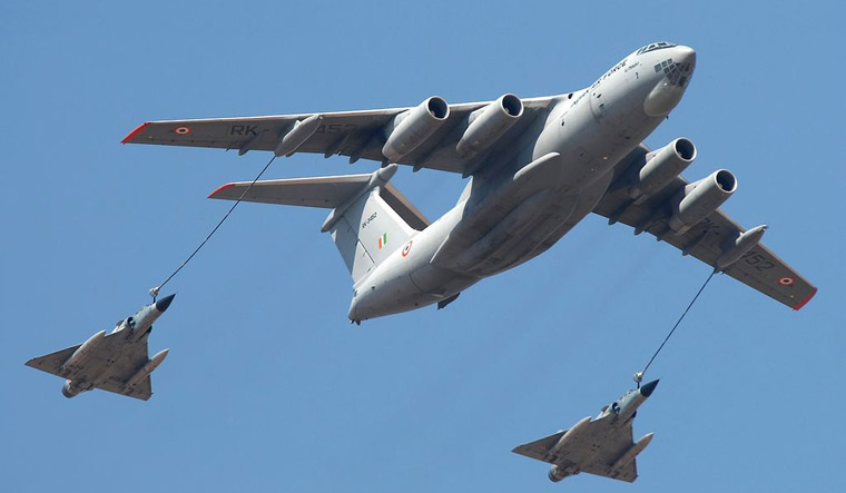 IAF Hunts for Aerial Refuellers, Again: A saga of Cancelled Deals