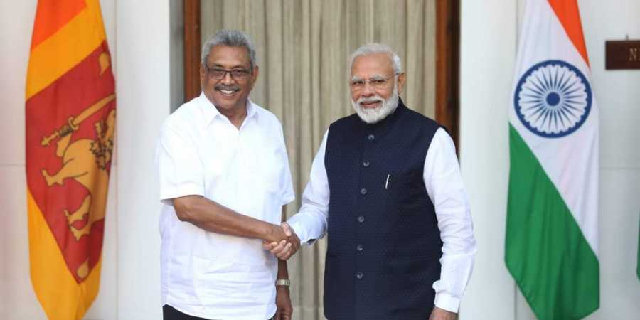 Gotabaya's India Visit: Modi Announces $50 Million Anti-Terror Aid, $400 Million Line of Credit