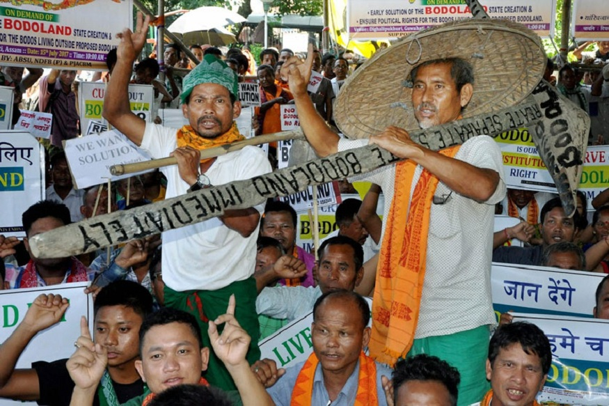 Ban on Assam-based Bodo Insurgent Group NDFB Extended by Another Five Years: MHA