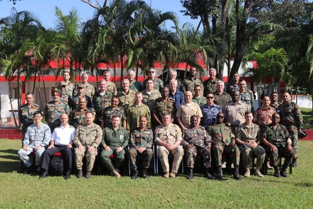 Foreign Defence Attaches Visit Arunachal Pradesh