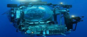 Develops Submersible Capsule Capable of Travelling 6000 Meters Deep for Ocean Mission