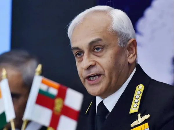 Admiral Sunil Lanba on the Three Essentials for our Secure Future
