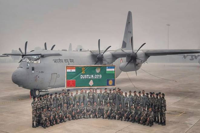 Dustlik: India's first-Ever Military Drill with Uzbek Army the Strongest in the Region