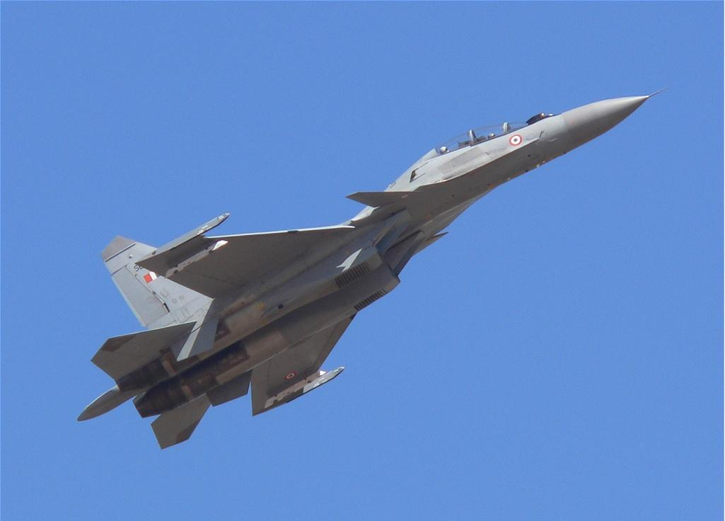 India Wants to Make Russia's Su-30MKI Air Superiority Fighter Great Again