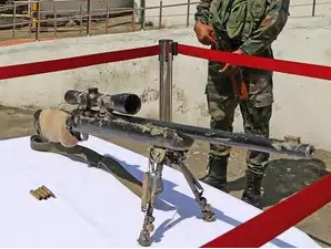 Indian Army to reduce orders of sniper rifles by about 70%