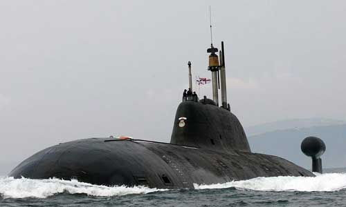 India Set to Lease Third Akula-Class Nuclear Attack Submarine from Russia