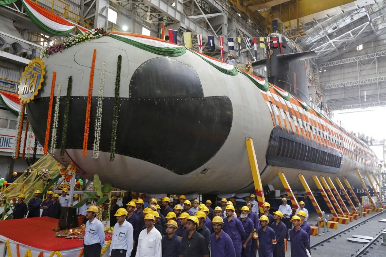 Why India's Arihant-Class Missile Submarine Is a Serious Problem for China