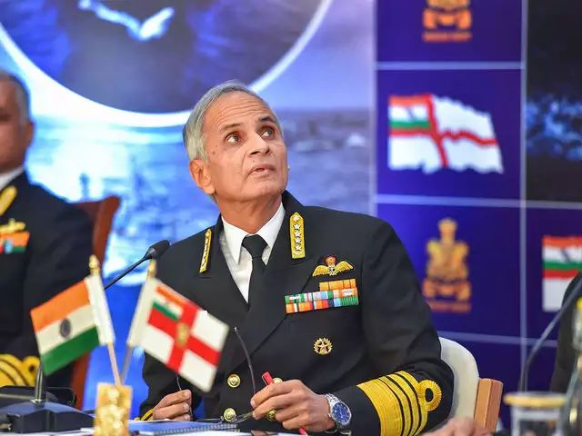 Navy Committed to Indigenisation: Admiral Karambir Singh