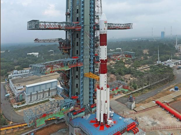 ISRO Successfully Launches PSLV-C48 with Indian 'Spy' Satellite, 9 Others