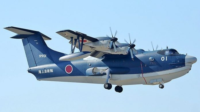 Indian Navy's Amphibious Aircraft Deal Unlikely to be Signed at Modi-Abe Meet Next Week