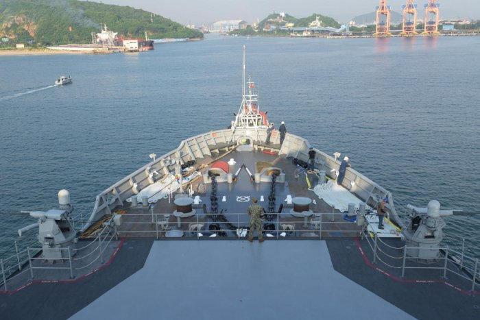 Gujarat Ship Breaking Firm Wins INS Viraat in e-Auction