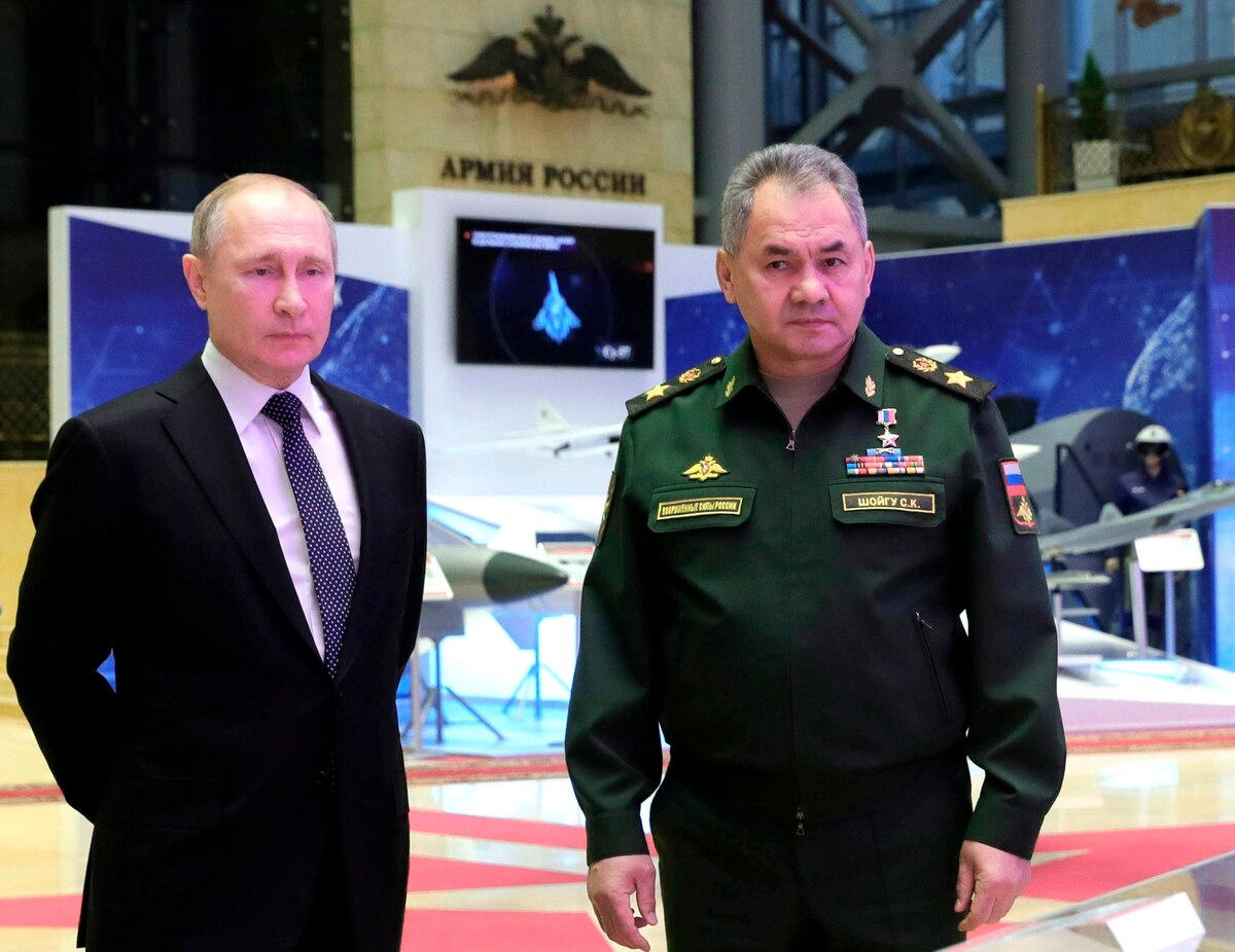 Putin Says Russia is Leading World in Hypersonic eapons