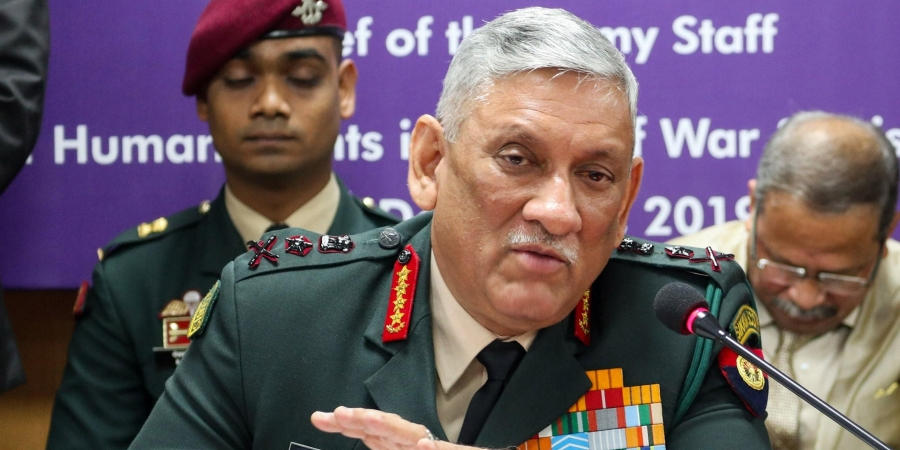 Indian Armed Forces are Extremely Secular: Army Chief General Bipin Rawat
