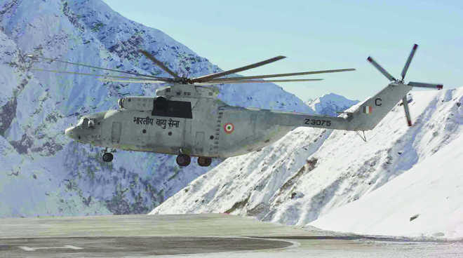 IAF gears up to send Mi-26 fleet to Russia for overhaul
