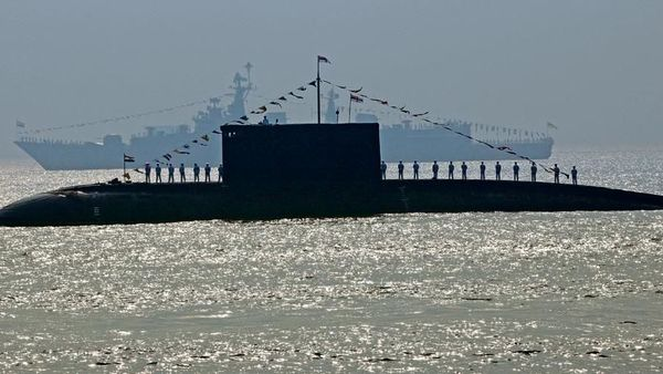 Centre rejects bid by Adani for ₹45,000 crore submarine project