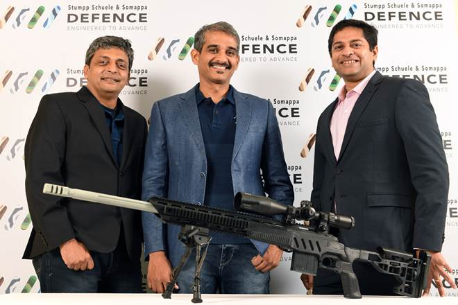 DefExpo-2020: Made in India Viper and Sabre snipers! Check details