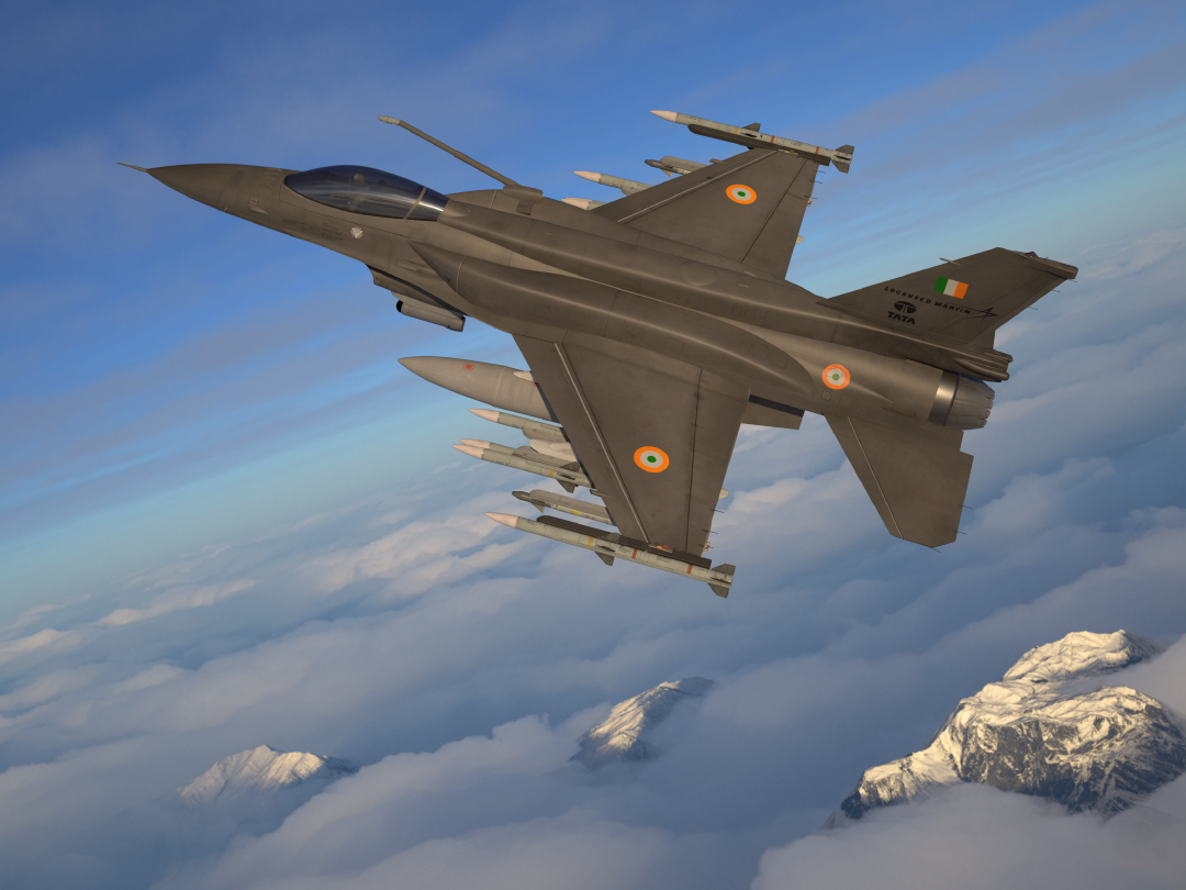 F-21 Fighter Jet to Take Centrestage at DefExpo 2020