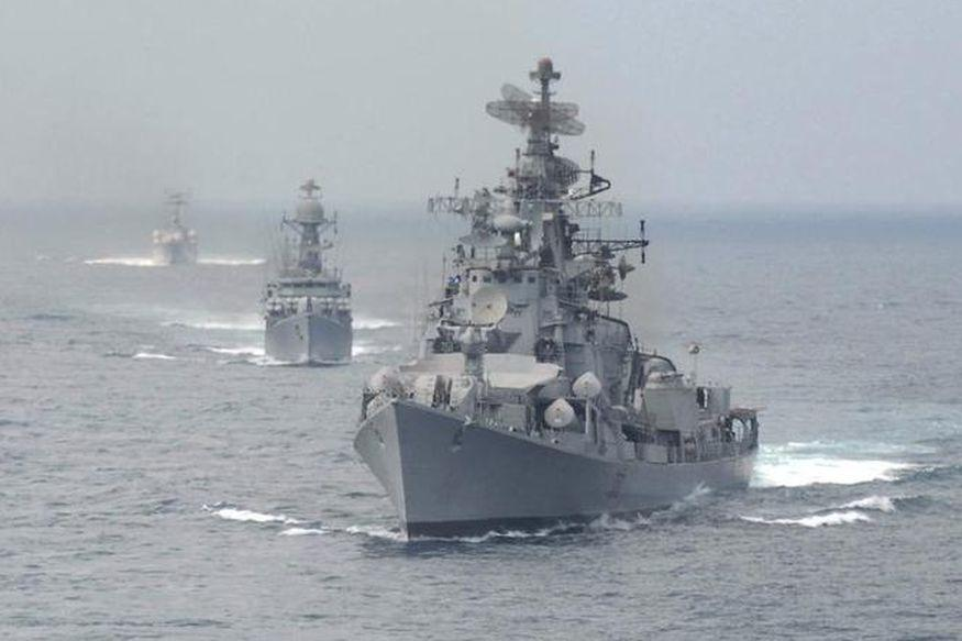 Indian Navy deploys warship in Gulf region following spiralling tension between US, Iran