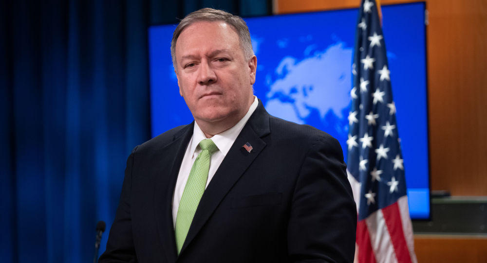Pompeo: Washington Focused on Developing 'Constructive and Productive' Ties With Russia