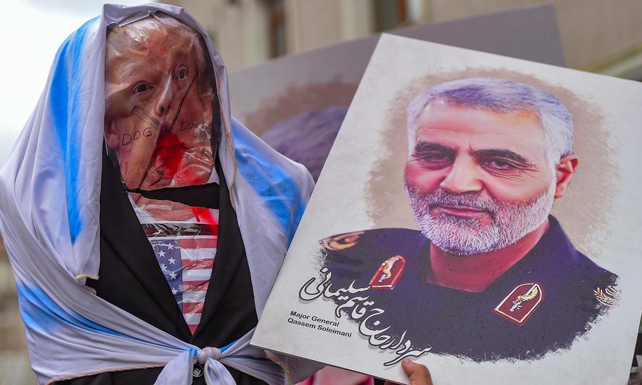 Iranian, US Inconsistencies After Soleimani killing