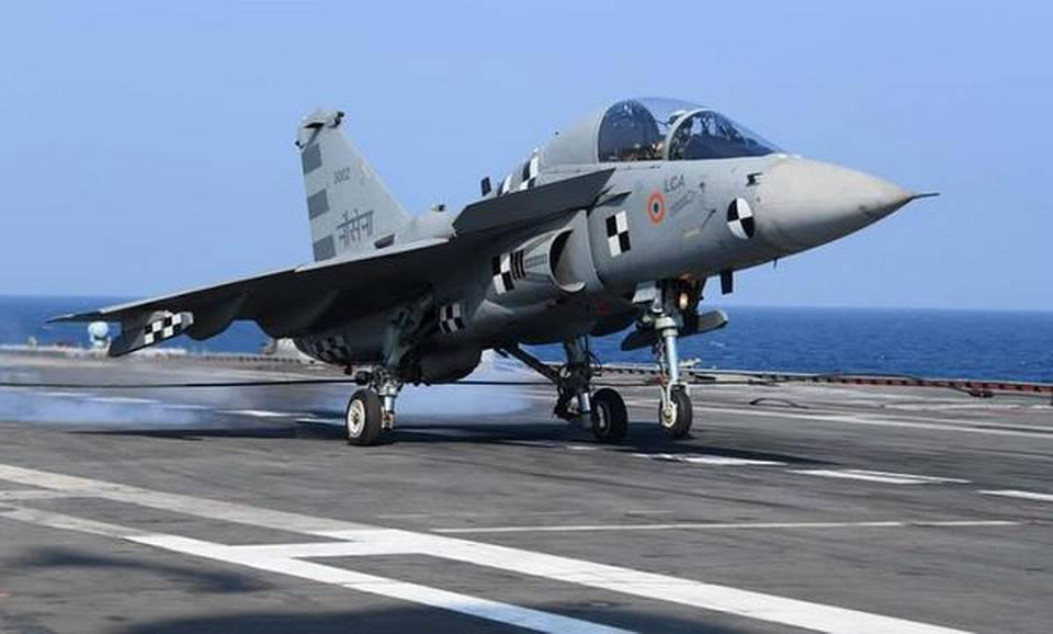 HAL has Designs on a Full LCA for Navy