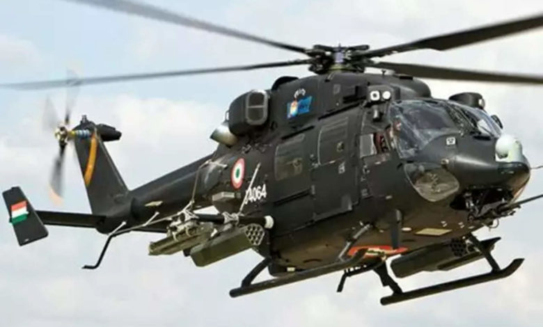 MoD expert rejects foreign helicopter, HAL says Dhruv is suitable