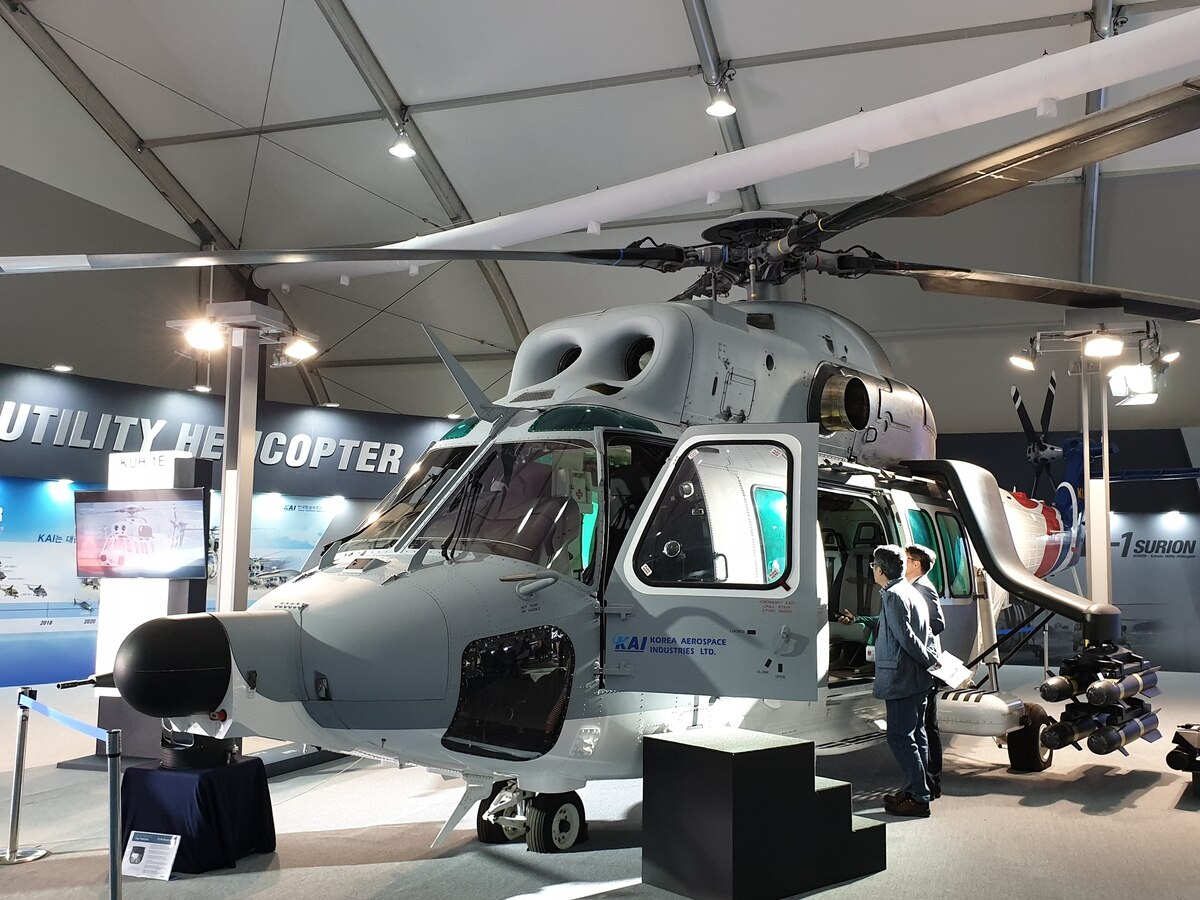 KAI to offer Indian Air Force its KT-1 BTA and Surion Helicopter