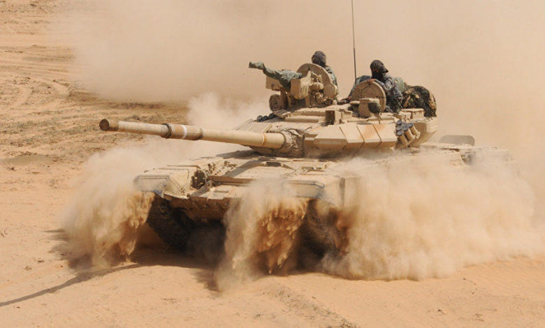 India to Boost Operational Capability of Russian-Made T-90, T-72 Battle Tanks
