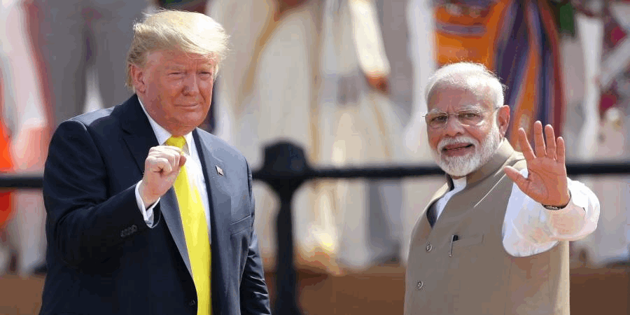 Will India Join U.S. Counter to China's BRI?