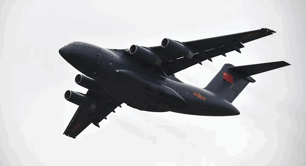 China to Present Modified Version of Y-20 Aircraft Soon - Senior Military Official