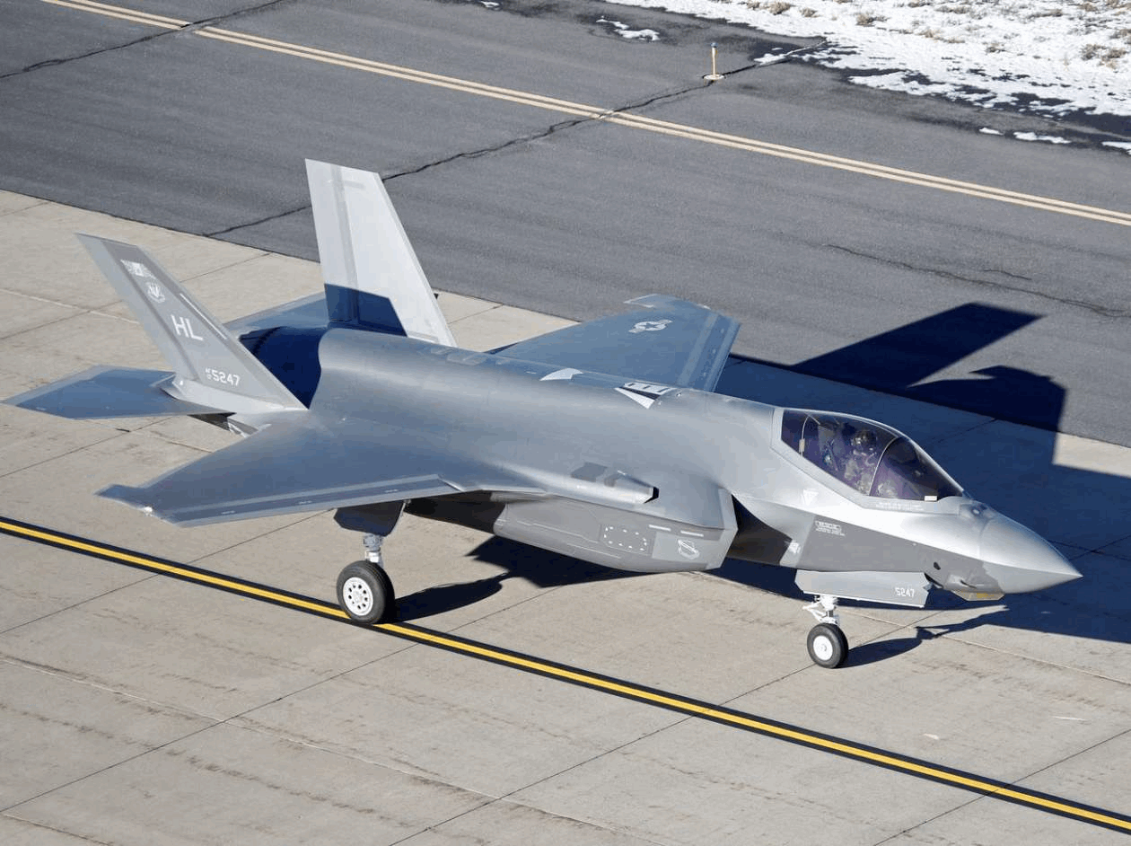 F-35s for India: Is America About to Make a Big Stealth Sale?