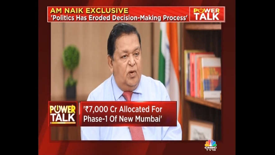 We are Delivering Defence Orders Ahead of Time, Says L&T's AM Naik