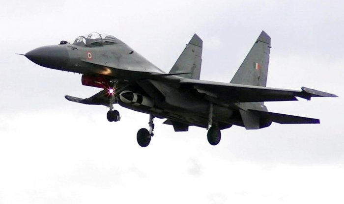 Sukhoi 30 May Get AI in New Cockpit Design