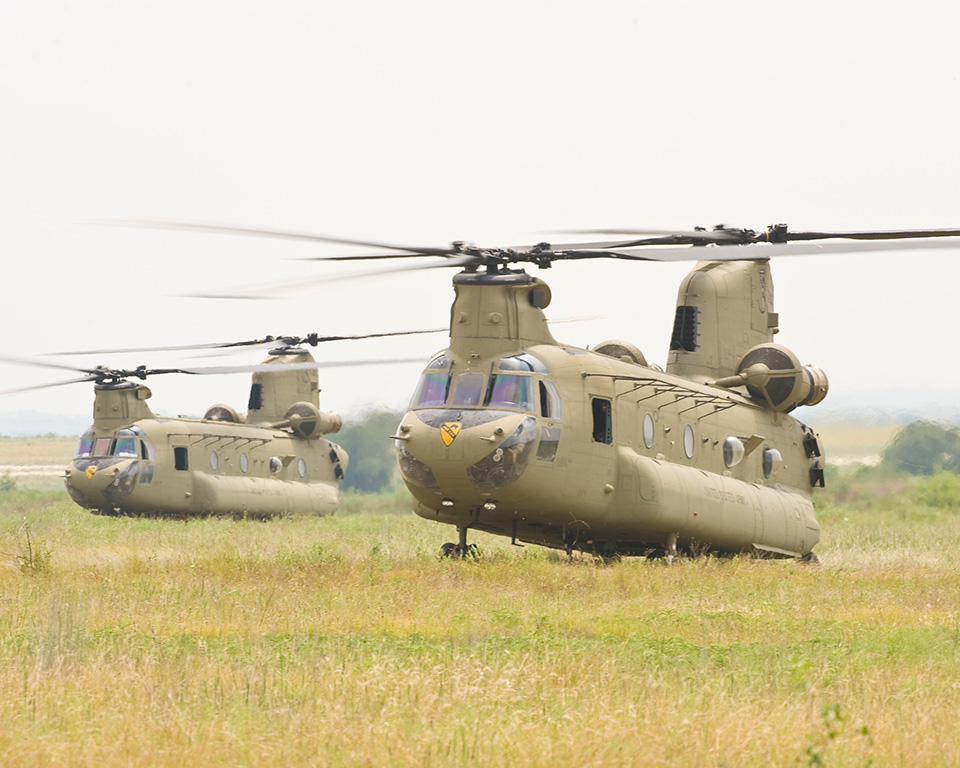 Apache and Chinook Helicopters: Game Changers for Indian Military