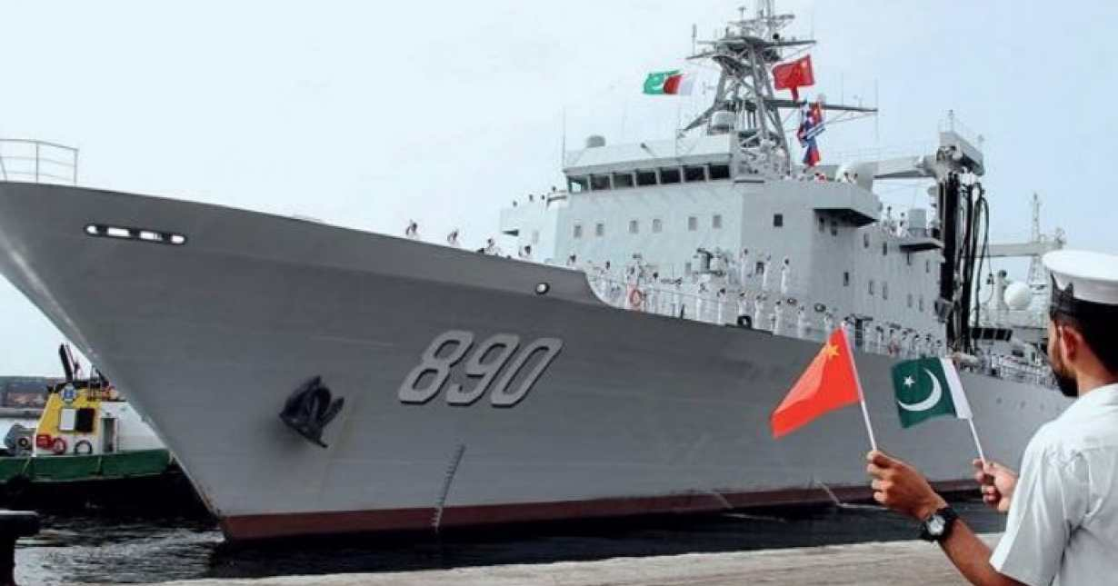 Pakistan Navy under Chinese Spell & It's Faltering Naval Strategy