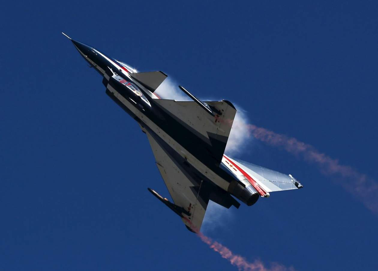 Is China About to Give Its Best Fighters Powerful New Jet Engines?