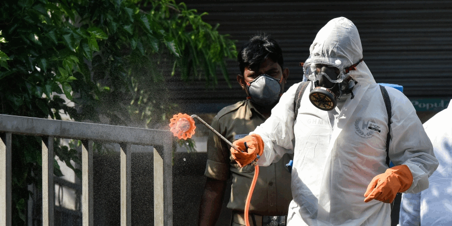 N-99 Masks, Bodysuit: DRDO's Plan to Combat Coronavirus in India