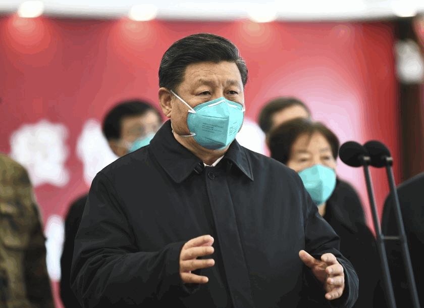 Column: China Rises as Trump Cedes Leadership in Coronavirus Crisis