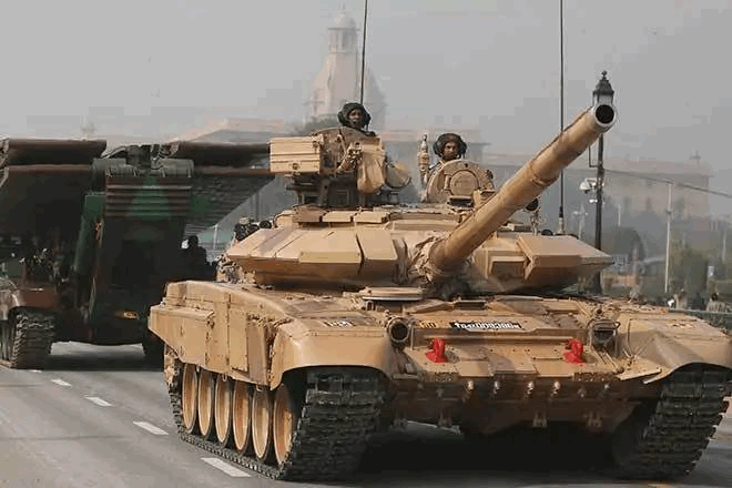 India Begins Manufacturing 400 T-90S Tanks for Army: Report
