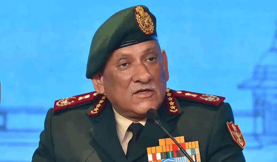 'Our Medical Teams a Call Away': CDS General Bipin Rawat