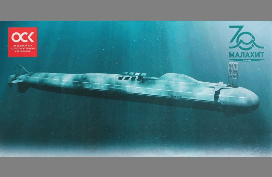 Russia is Currently Designing Husky-Class Fifth-Generation of Submarines
