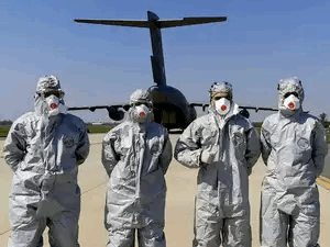 IAF Creates Nine Quarantine Facilities at its Nodal Bases Across Country as Coronavirus Cases Multiply