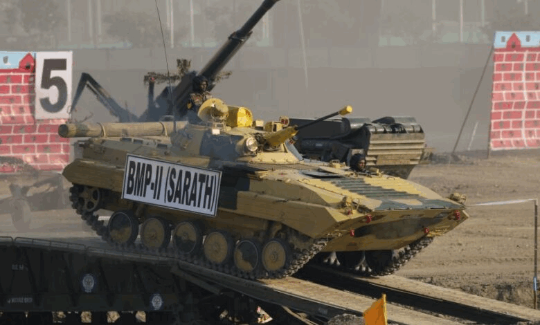 India Keeps Developing Fully Indigenous Futuristic Infantry Combat Vehicle
