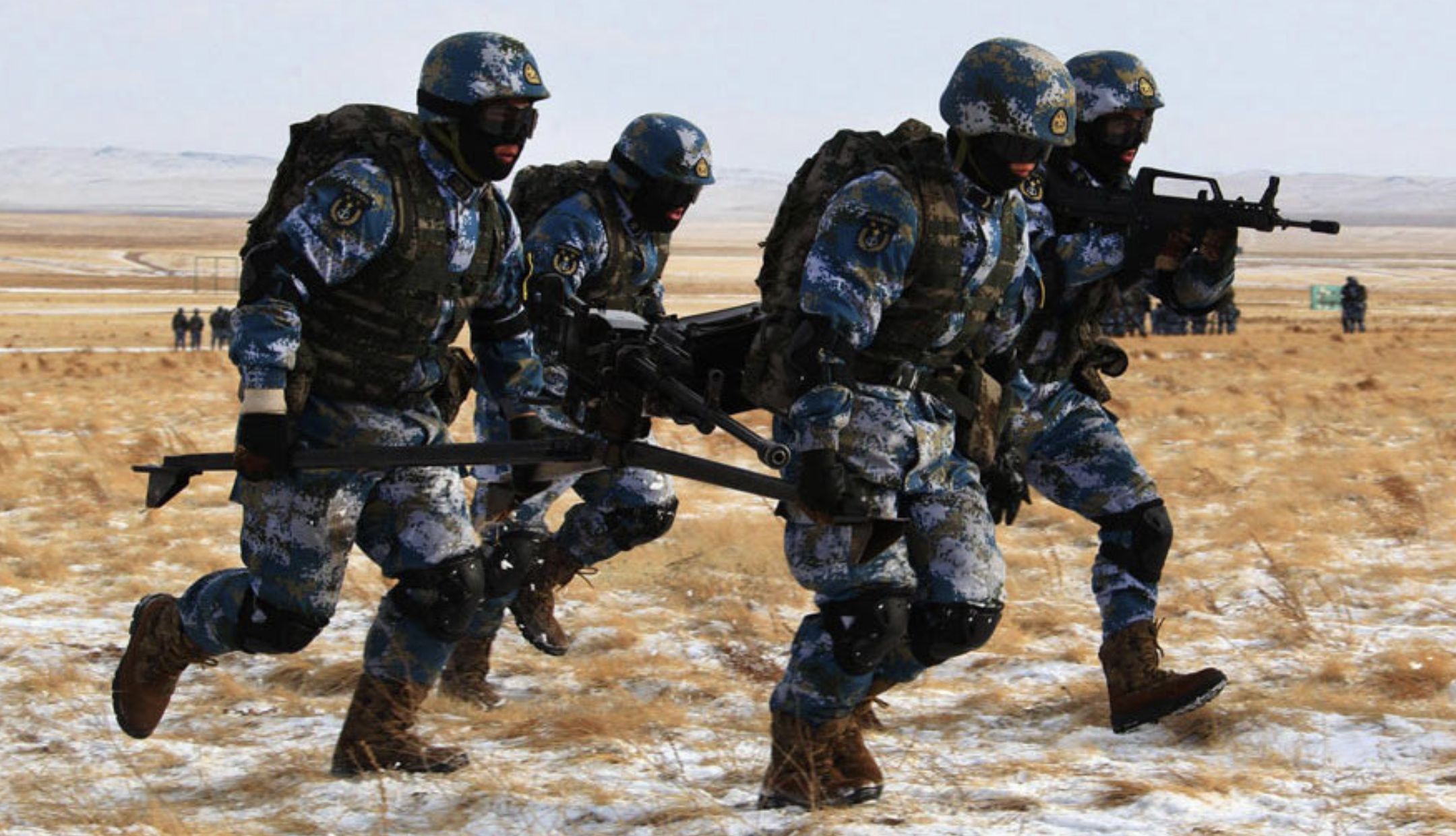 Chinese Marines may be Operating in IOR in Five Years