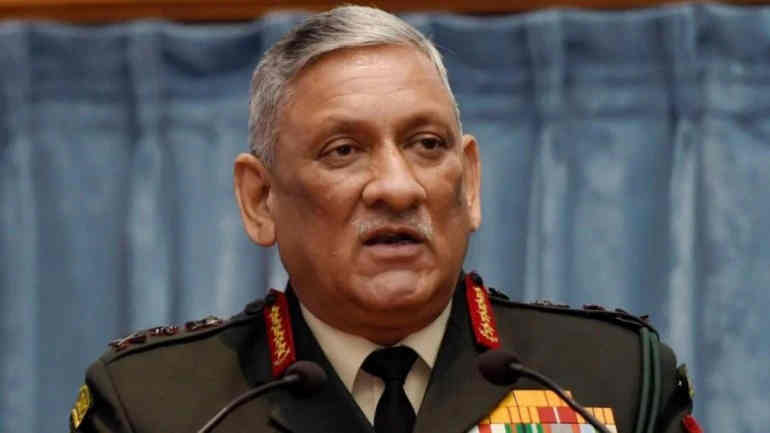 Infiltration Attempts Continue Unabated, So does Activity in Pakistan's Terror Launch Pads: Army Chief MM Naravane